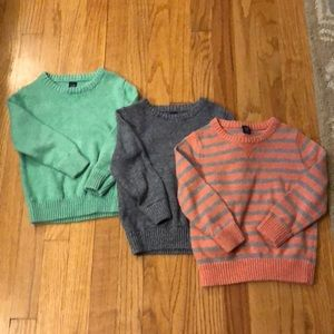 Bundle of Gap Sweaters
